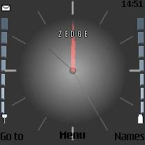 Animated Clock - скриншот 1