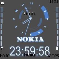 Animated Nokia - скриншот 1