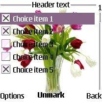 flower - скриншот 2