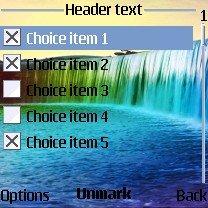 Rainbow Waterfall - скриншот 2