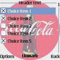 Coca Cola - скриншот 2