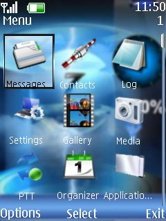 Windows7 Clock - скриншот 2