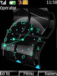 Windows Clock - скриншот 1