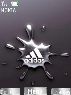 Adidas Style Silver - скриншот 1