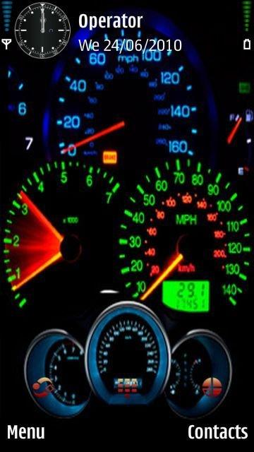 Speedometer - скриншот 1