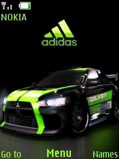 Lancer Adidas - скриншот 1