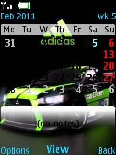 Lancer Adidas - скриншот 2