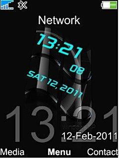 Xp Clock - скриншот 1