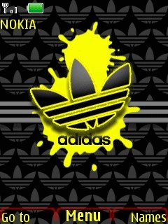 Neon Adidas - скриншот 1