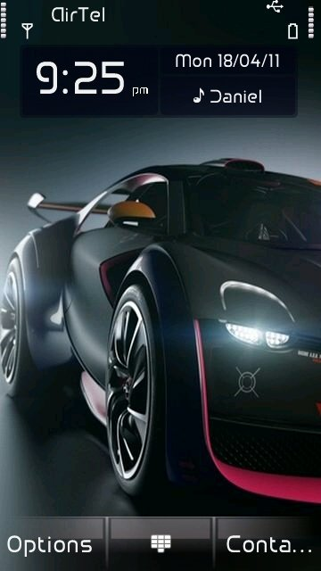 Nfs Car - скриншот 1