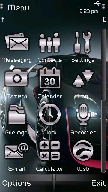 Nfs Car - скриншот 2