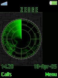 Sony Radar - скриншот 1