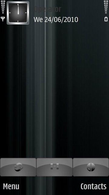 Black Nokia - скриншот 1