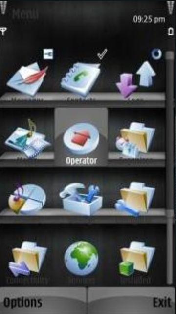 Black Nokia - скриншот 2