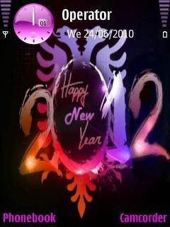 Happy New Year 2012 - скриншот 1