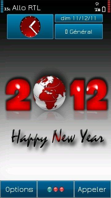 Happy Year 2012 - скриншот 1