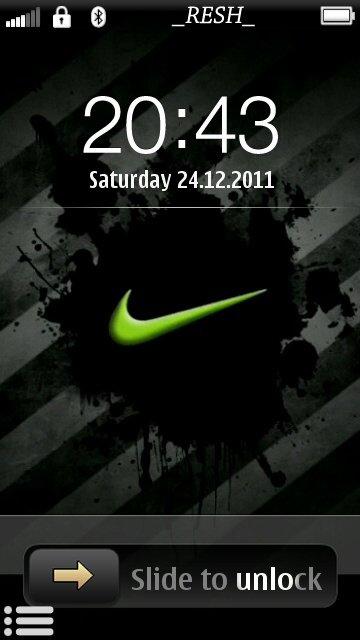 Nike Nokia - скриншот 1