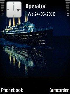 Titanic 3d - скриншот 1