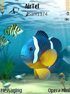 Water Fish - скриншот 1