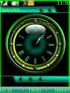 Simple Clock - скриншот 1