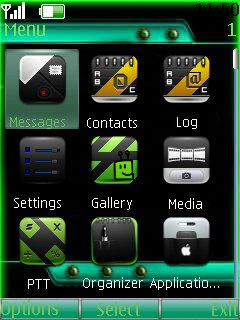 Simple Clock - скриншот 2