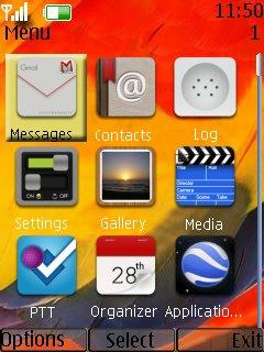 Symbian Live - скриншот 2