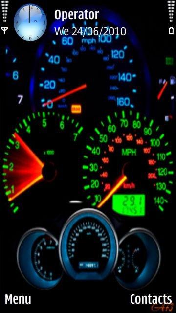 Speed Meter - скриншот 1