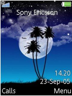 Night Trees - скриншот 1