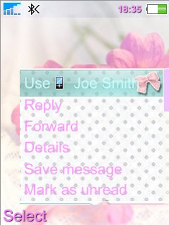 Pink Flowers - скриншот 2