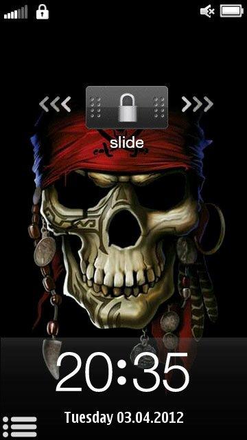 Pirate Skull - скриншот 1
