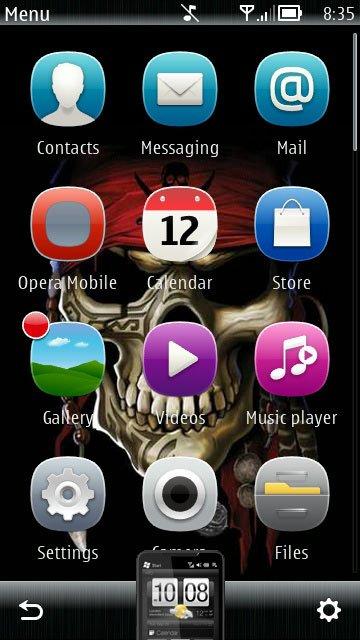Pirate Skull - скриншот 2