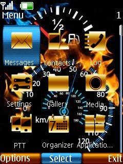 Speedometer - скриншот 2