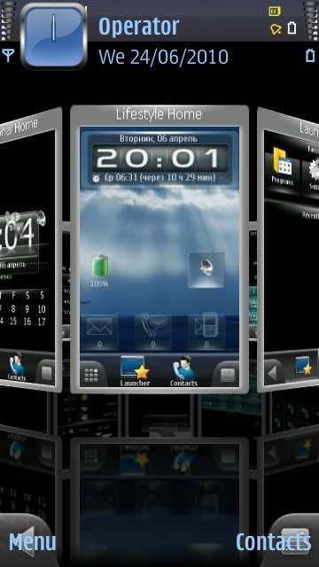 Spb mobile slide - скриншот 1