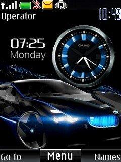 Neon car - скриншот 1