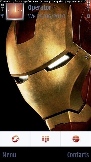 Iron man - скриншот 1
