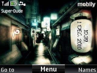 Road cllock - скриншот 1
