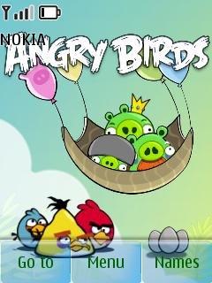 Angry birds - скриншот 1