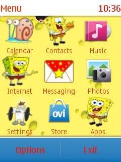Spongebob - скриншот 2