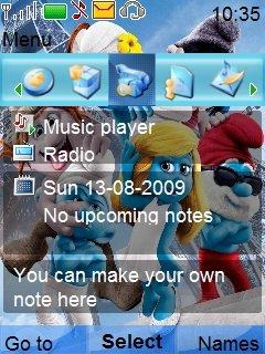 Smurfs - скриншот 2