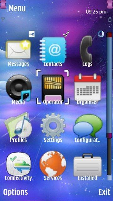Purple butterflies - скриншот 2