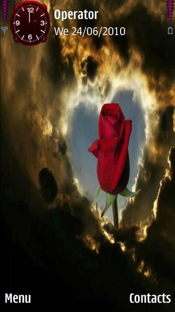 Red rose - скриншот 1