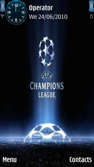 Champions league - скриншот 1