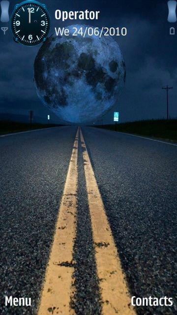 Moon highway - скриншот 1