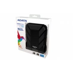 A-DATA HD710 500GB - фото 1