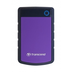 Transcend StoreJet 25H3P 1.5TB - фото 1