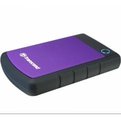 Transcend StoreJet 25H3P 500GB - фото 2
