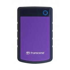 Transcend StoreJet 25H3P 750GB - фото 2