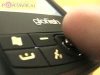 Видео обзор Glofiish x600 от Portavik.ru (Часть 2)