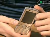 Видео обзор Nokia N82 от Mabila.ua