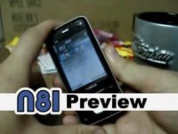 Видео обзор Nokia N81 8Gb